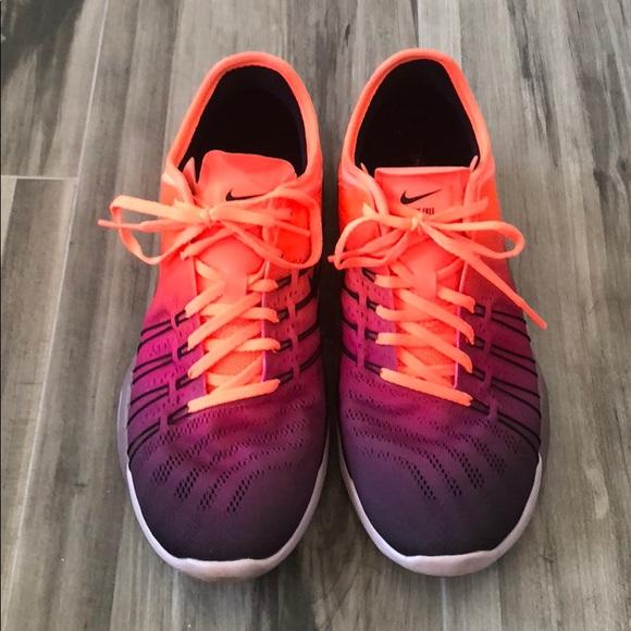 d5408a3c7bf3 Nike Free TR 6 Spectrum Womens Training Shoe . M 5a899d4cf9e501e72364954c